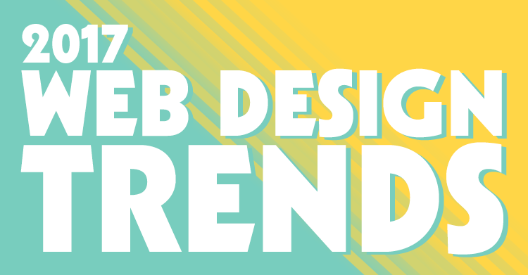 Latest Web design trends 2017